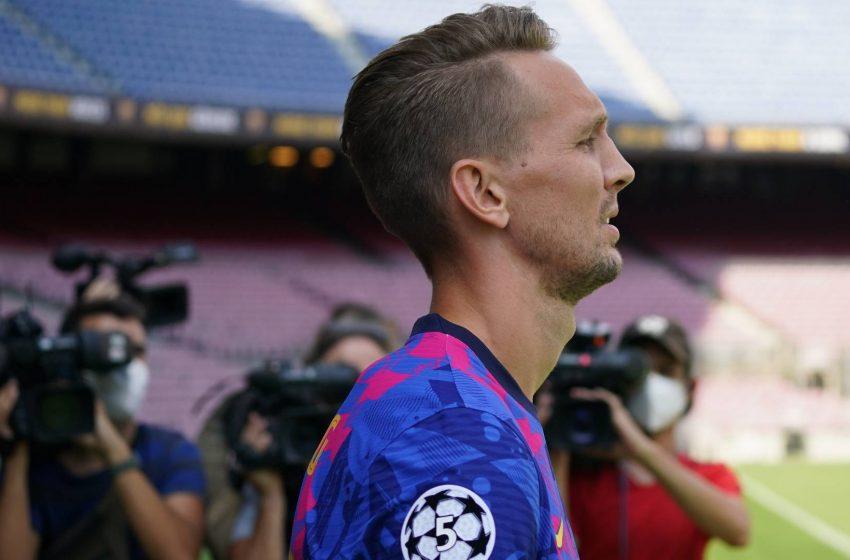 Como Luuk de Jong foi parar no FC Barcelona?