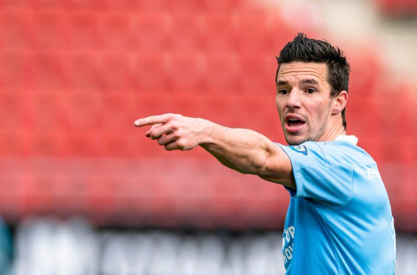 Nick Viergever deixa o PSV