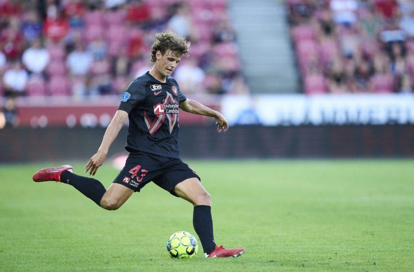 SC Heerenveen assina com Nicolas Madsen