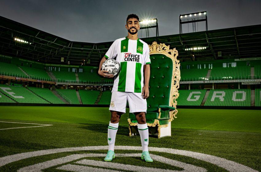 FC Groningen anuncia contratação de Sebastian Tounekti