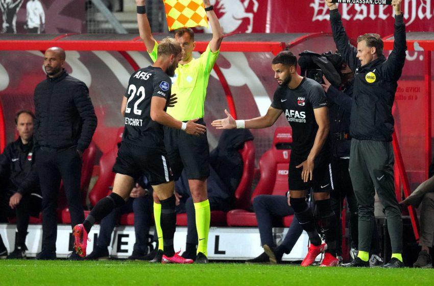 Sob pressão, Pascal Jansen segue buscando time ideal do AZ Alkmaar