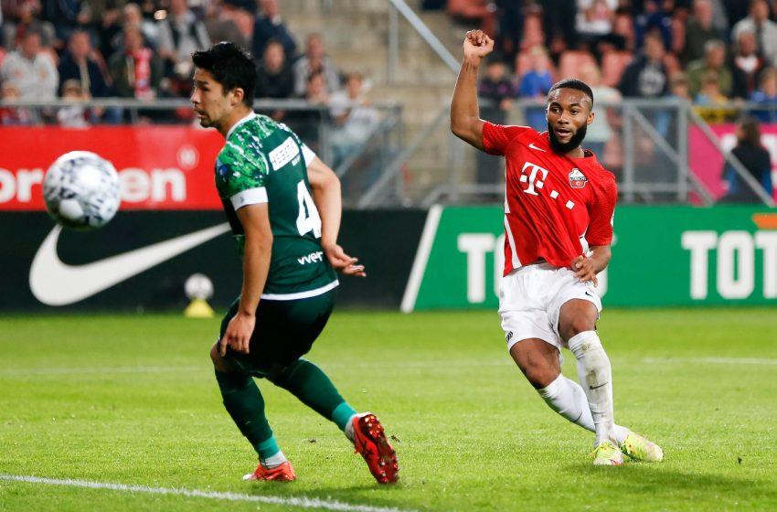 FC Utrecht engata segunda vitória seguida na Eredivisie