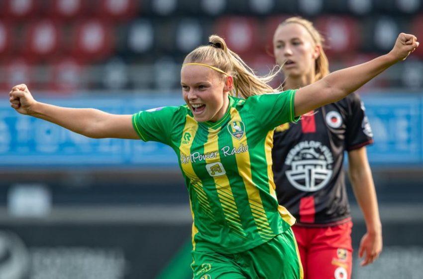 Jaimy Ravensbergen marca duas vezes e ADO Den Haag bate Excelsior por 5 a 0