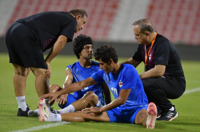 Iraque de Dick Advocaat empate sem gols contra o Líbano