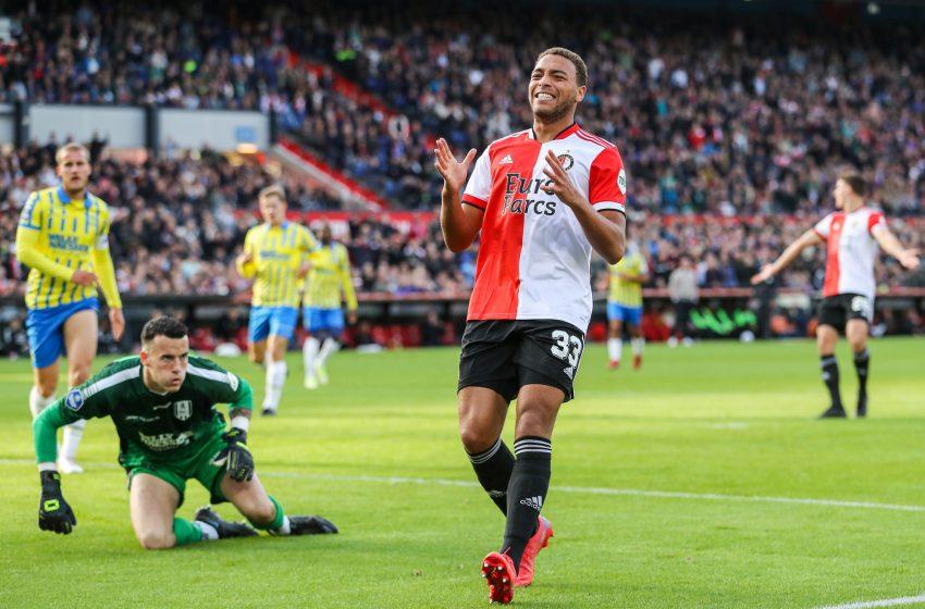 Feyenoord tropeça em casa diante do RKC Waalwijk