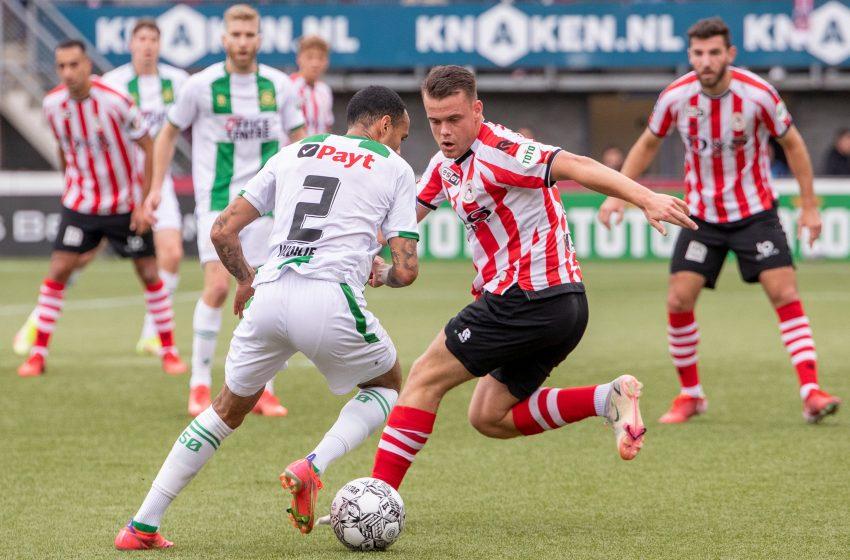 Sparta Rotterdam e FC Groningen ficam no empate em 1 a 1