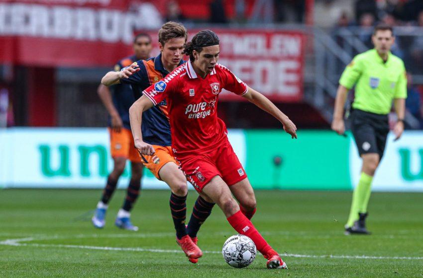 FC Twente abre o placar, mas Willem II empatar partida