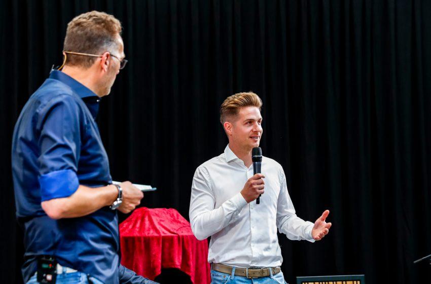Jordens Peters é o novo gerente geral do Roda JC