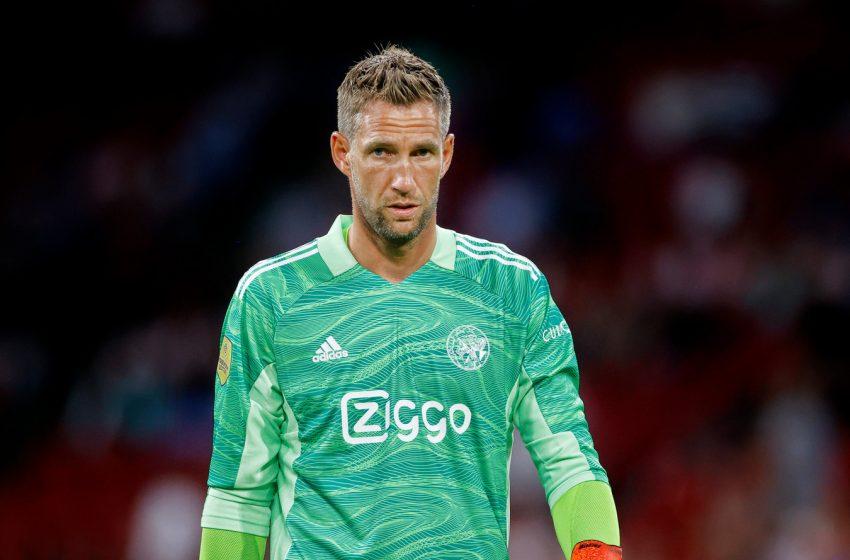 Duro golpe no Ajax: Maarten Stekelenburg fora da temporada