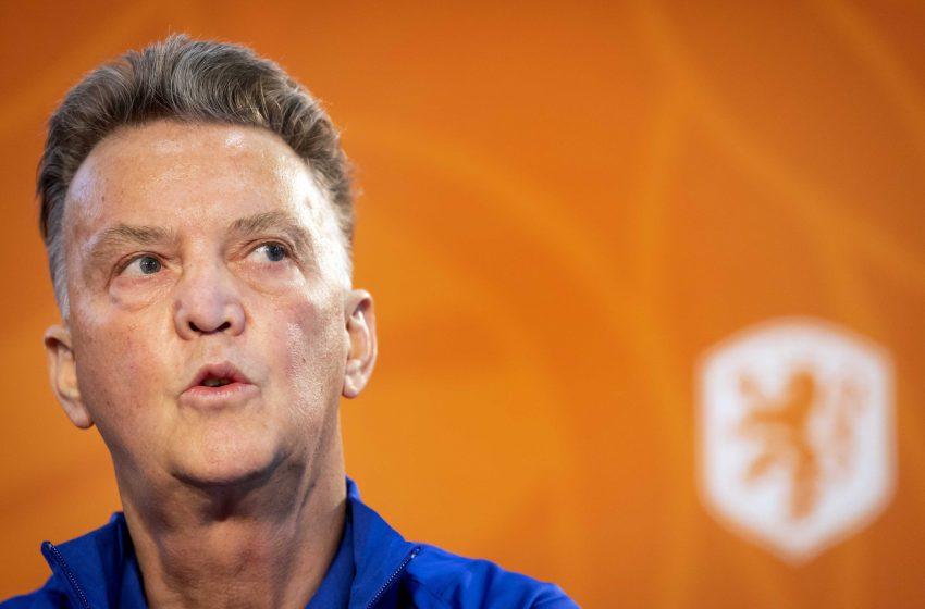 Van Gaal espera jogo duro contra a Letônia